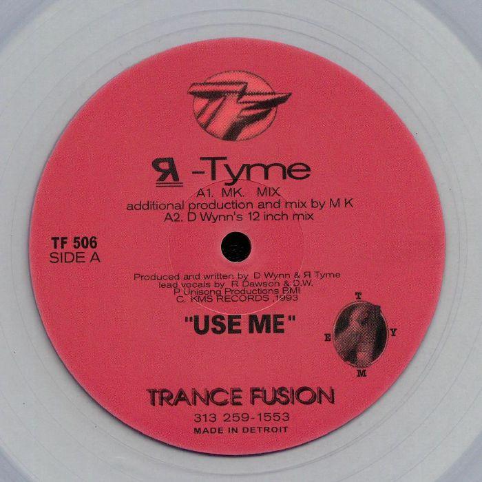 Trance Fusion Vinyl