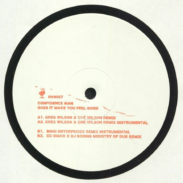 Does It Make You Feel Good (remixes)