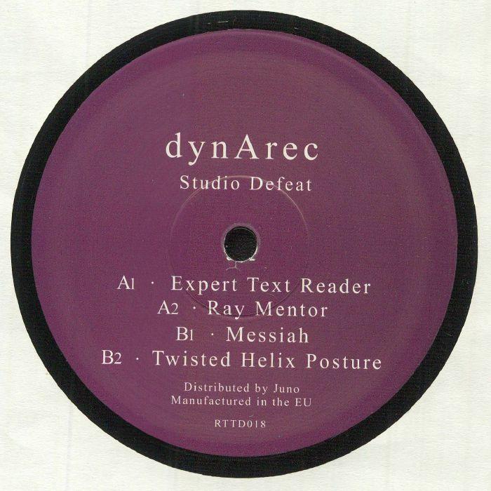 Dynarec Studio Defeat
