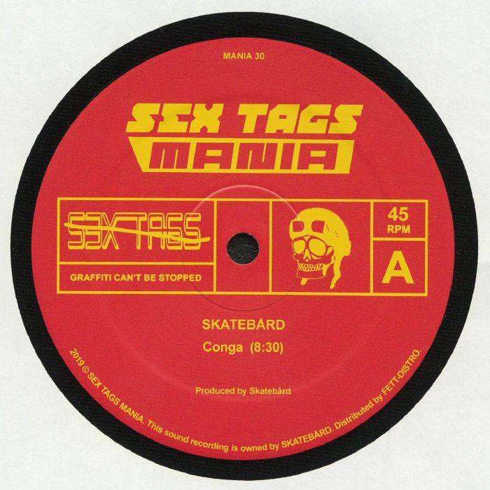 Sex Tags Mania Vinyl