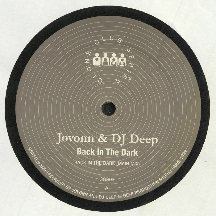 Jovonn | DJ Deep Back In The Dark