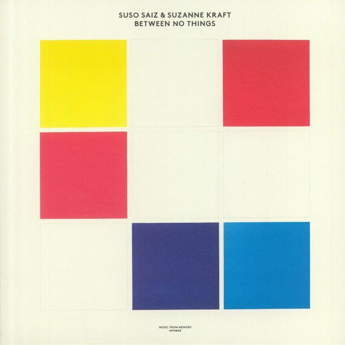 Suso Saiz | Suzanne Kraft Between No Things