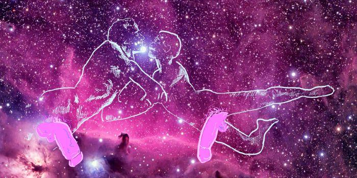 Levon Vincent Enchanted Cosmos