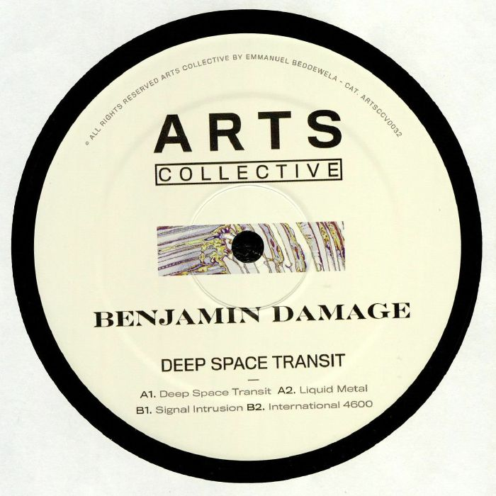 Benjamin Damage Deep Space Transit