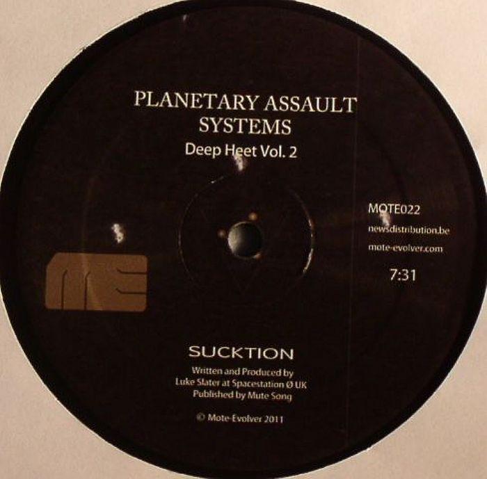 Planetary Assault Systems Deep Heet Vol 2