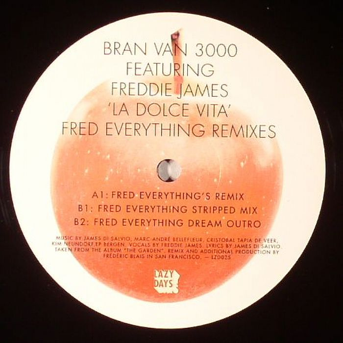 La Dolce Vita (Fred Everything Remixes)