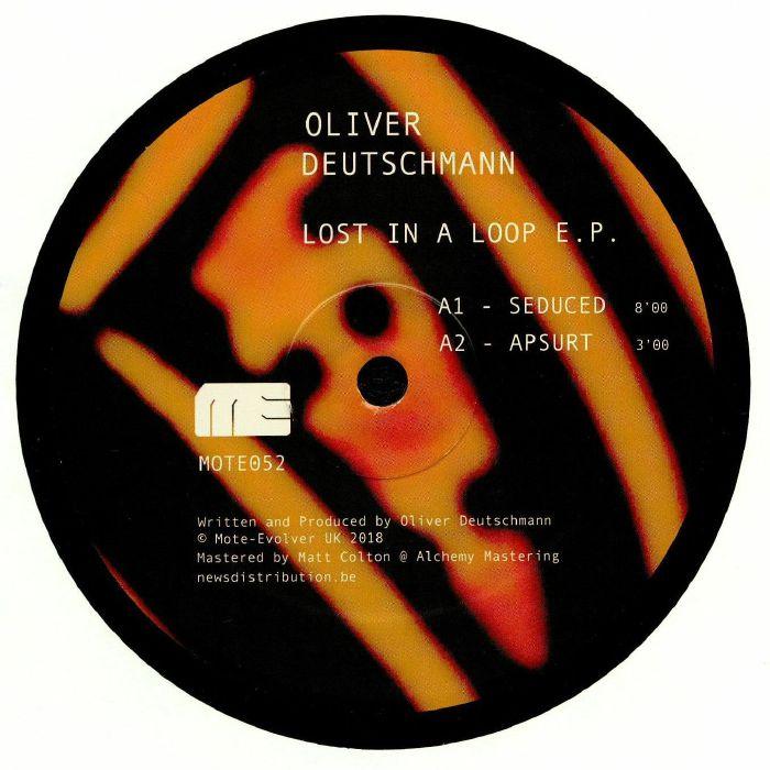 Oliver Deutschmann Lost In A Loop EP