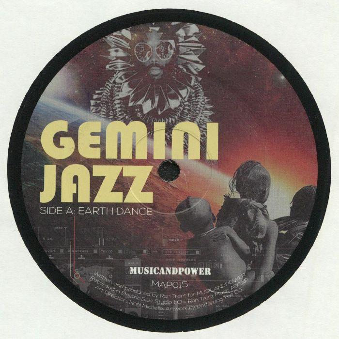 Gemini Jazz Earth Dance