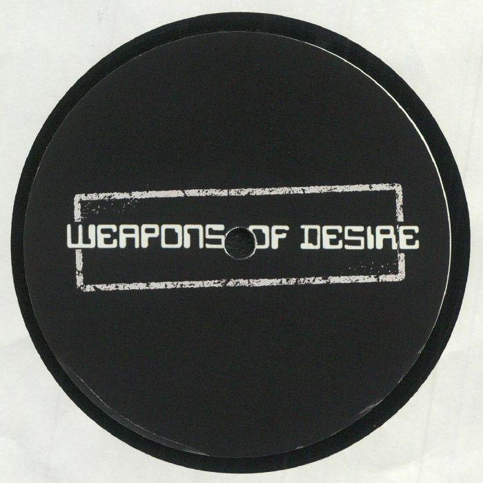 Weapons Of Desire Vinyl