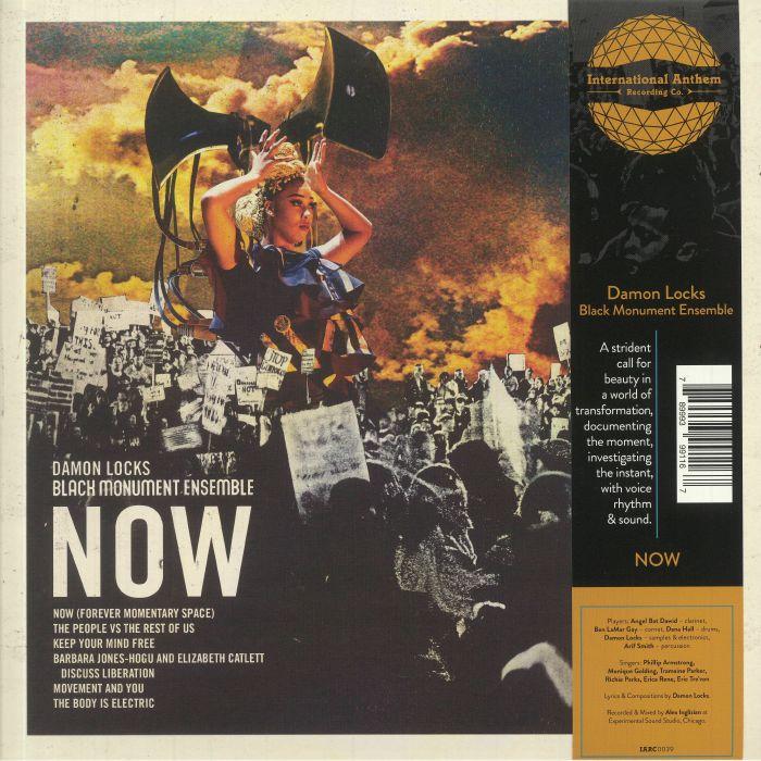 International Anthem Vinyl