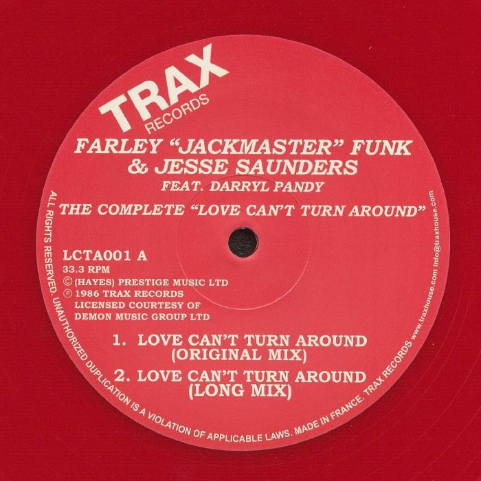 Trax Vinyl