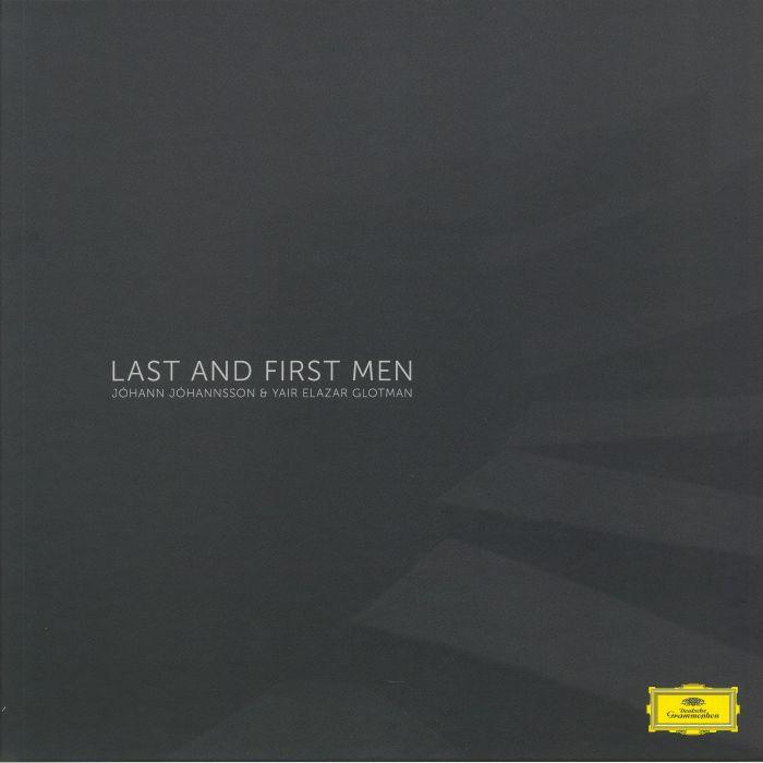 Johann Johannsson | Yair Elazar Glotman Last and First Men (Soundtrack)