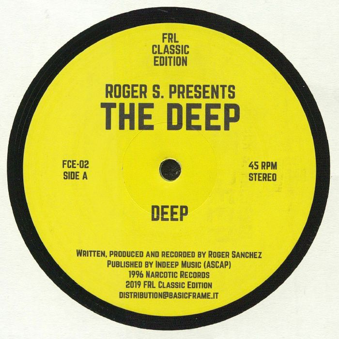 Roger S The Deep