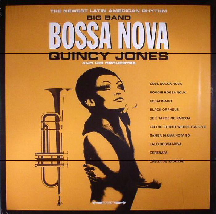 Buy Quincy Jones And His Orchestra Big Band Bossa Nova Vinyl Sound Shelter