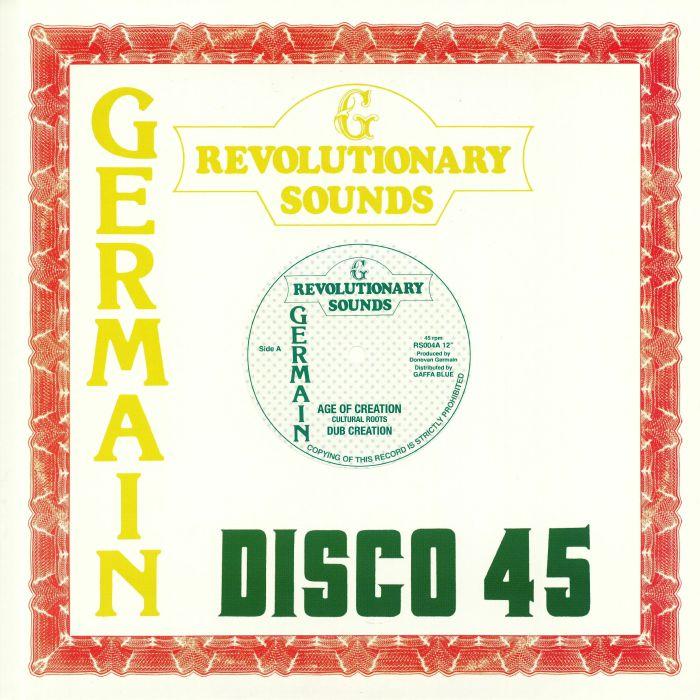 Revolutionary Sounds Vinyl