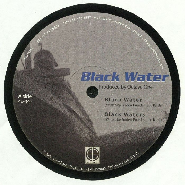 Black Water (remastered)