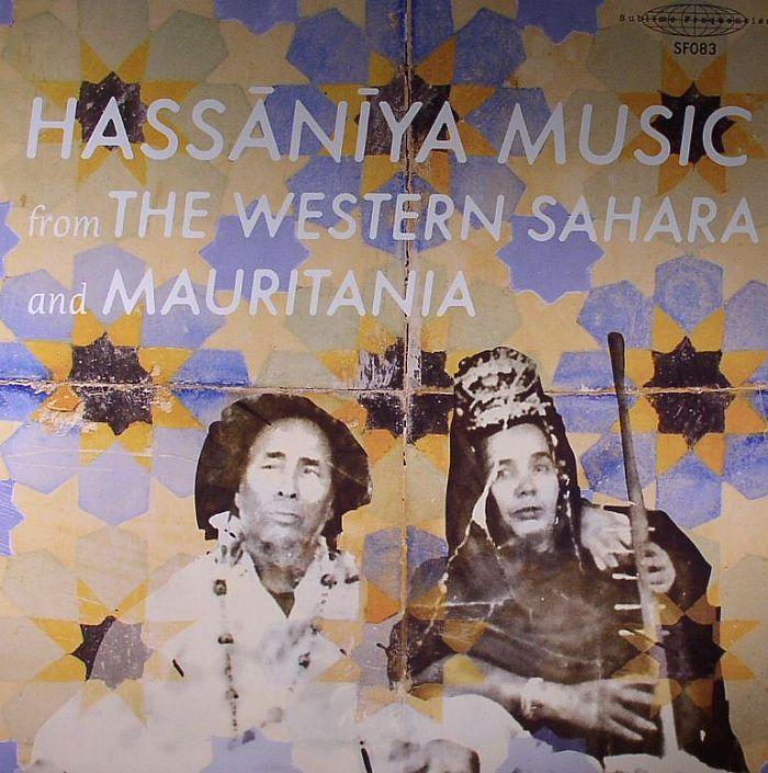 Hassaniya Music From The Western Sahara and Mauritania