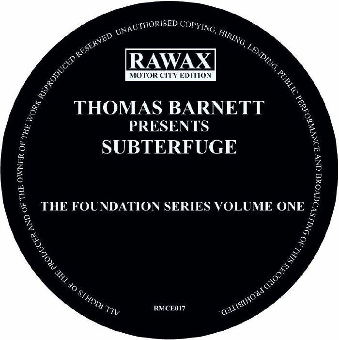 Rawax Motor City Edition Vinyl