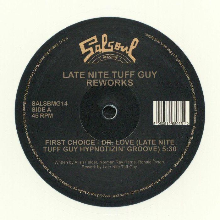 Late Nite Tuff Guy Reworks