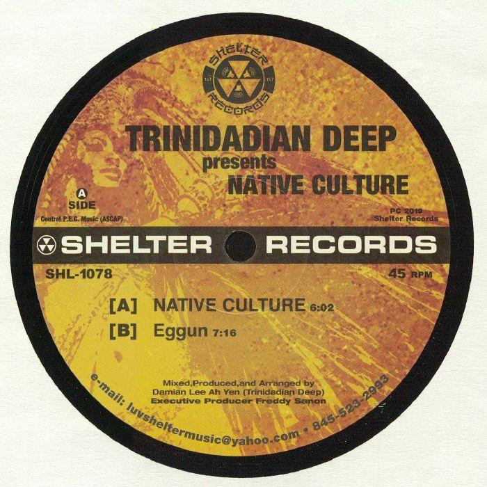 Trinidadian Deep Native Culture