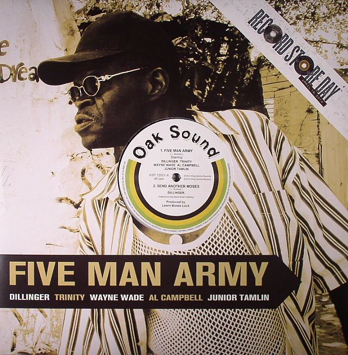 Five Man Army (Drum Song Riddim) (Record Store Day 2014)