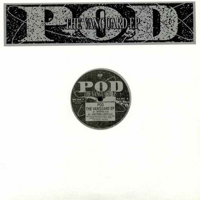 Pod | Kenny Larkin The Vanguard EP
