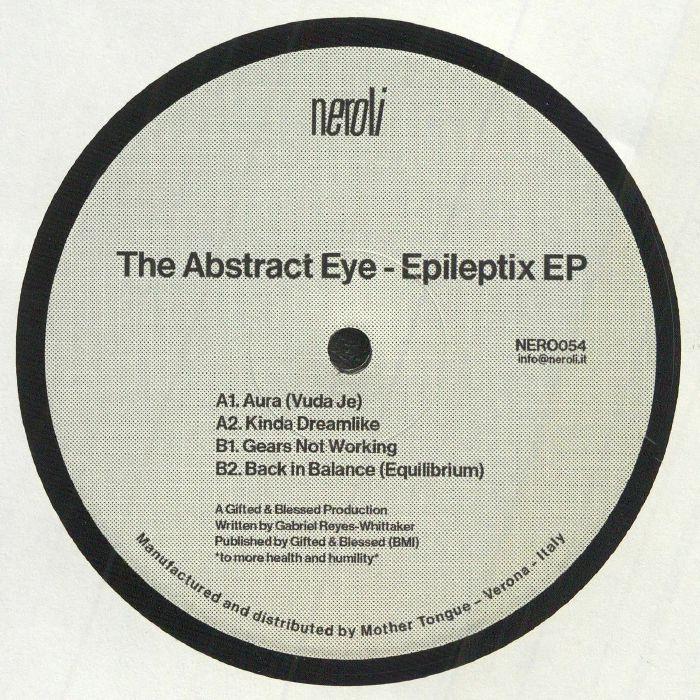 The Abstract Eye Epileptix EP