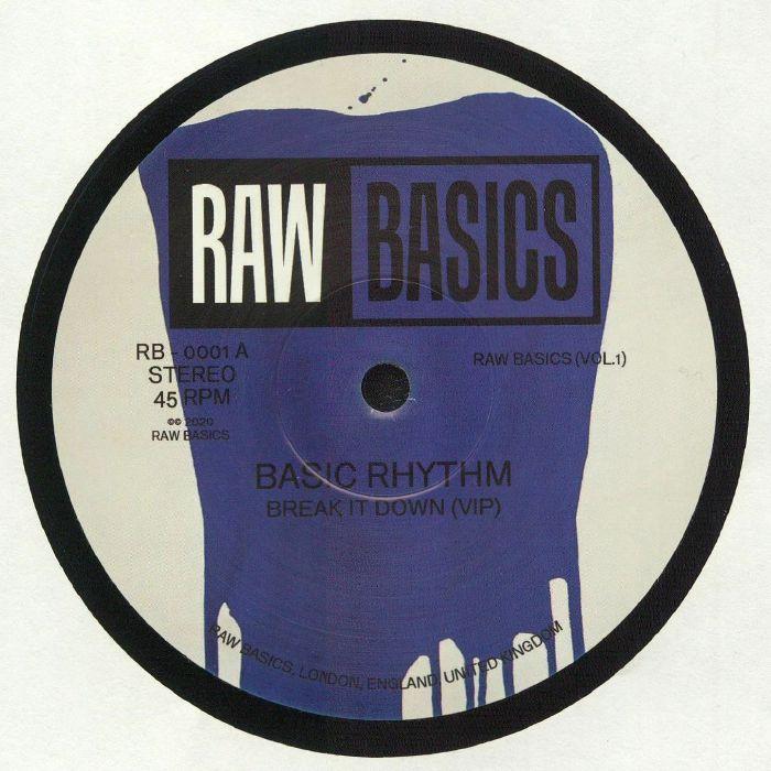 Basic Rhythm | Parris Raw Basics (Vol 1)