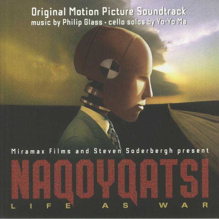 Philip Glass   Yo Yo Ma Naqoyqatsi: Life As War (Soundtrack)