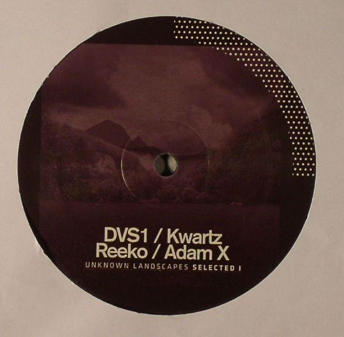 Dvs1   Kwartz   Reeko   Adam X Unknown Landscapes Selected I
