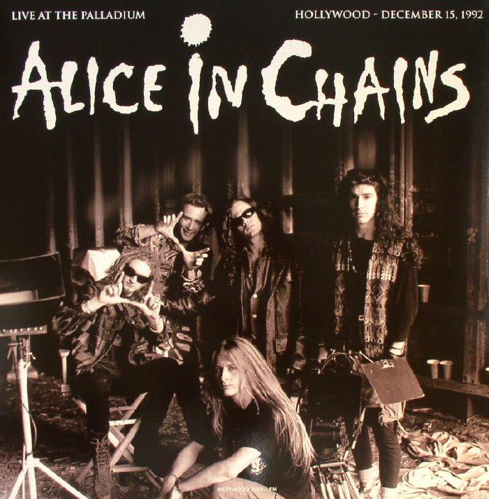 Live At The Palladium Hollywood 1992