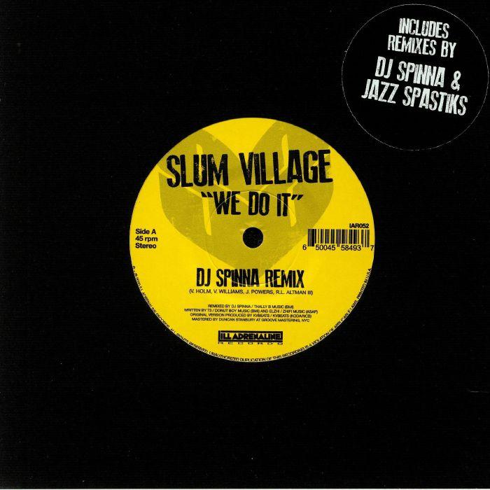 Slum Village We Do It