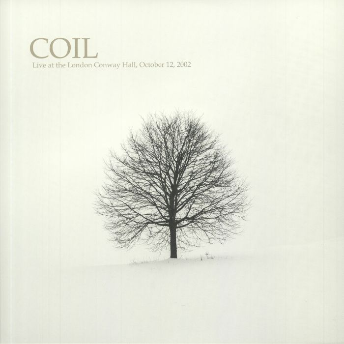 Coil Live At The London Conway Hall October 12 2002