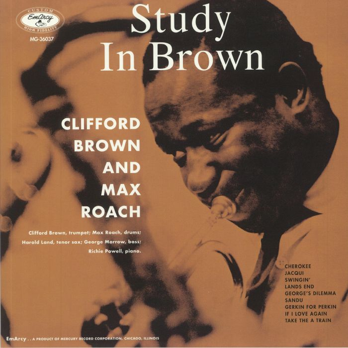 Clifford Brown | Max Roach Study In Brown (Acoustic Sounds Series Edition)