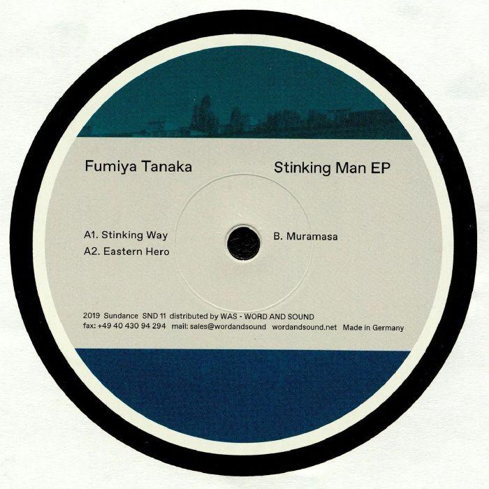 Fumiya Tanaka Stinking Man EP