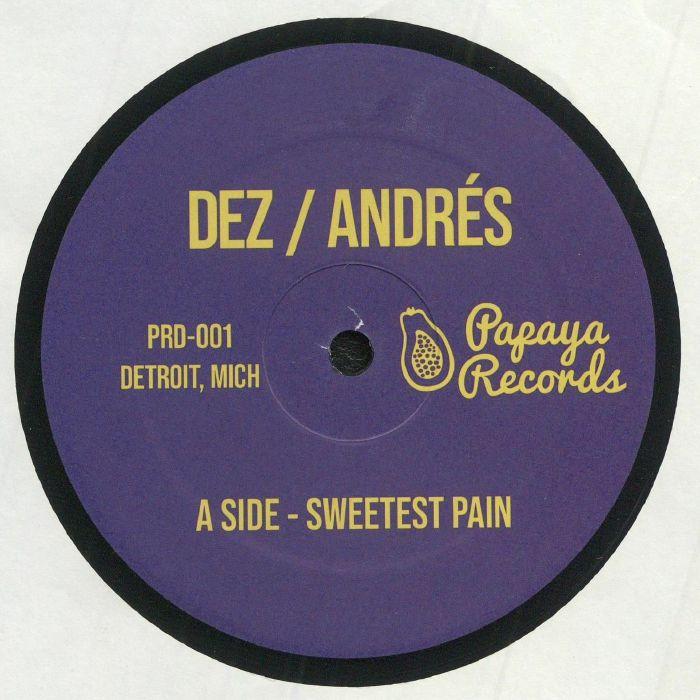 Papaya Detroit Vinyl