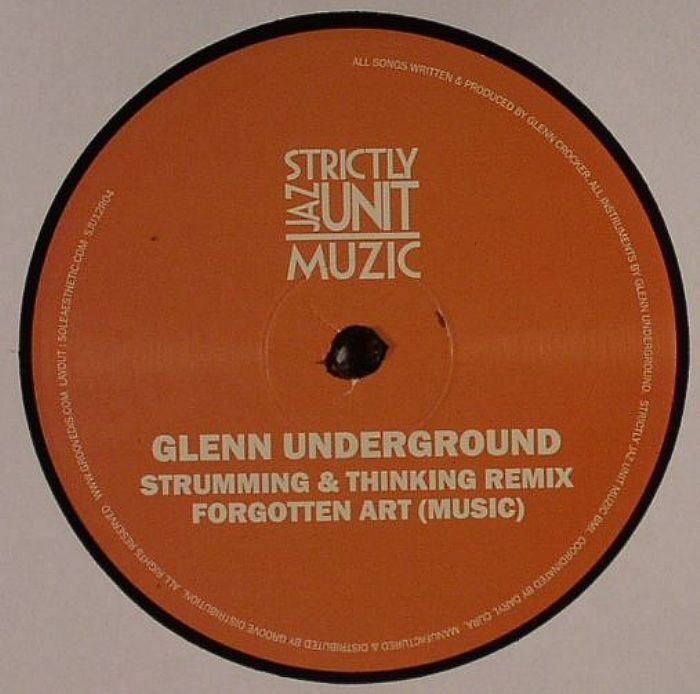 Glenn Underground Strumming and Thinking (remix)