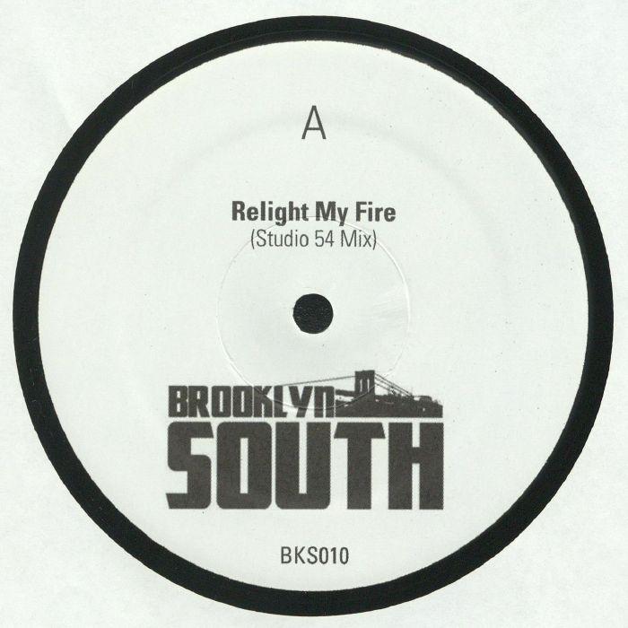 Brooklyn South Vinyl