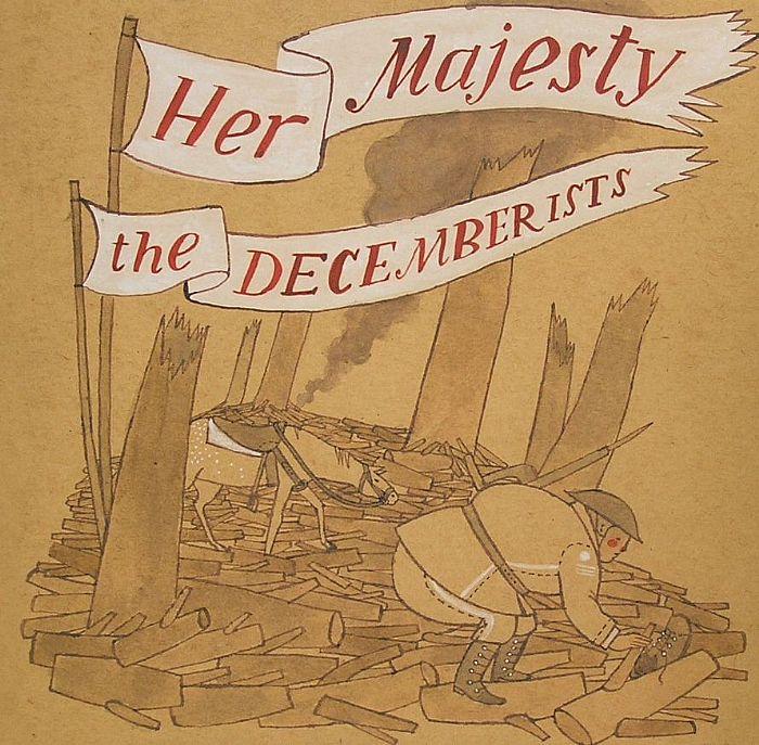 The Decemberists Her Majesty