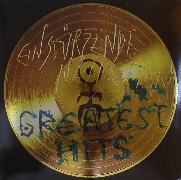 Einsturzende Neubauten Greatest Hits (Deluxe Edition)