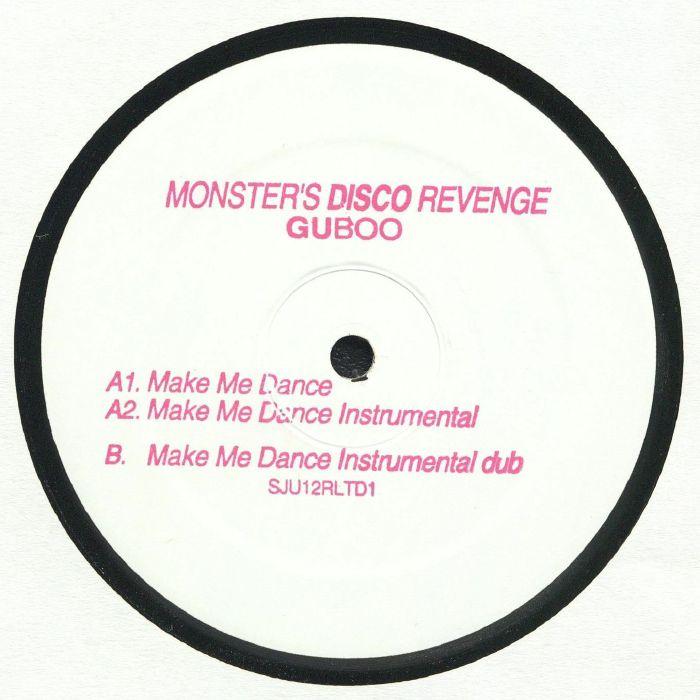 Glenn Underground | Boo Williams Monsters Disco Revenge
