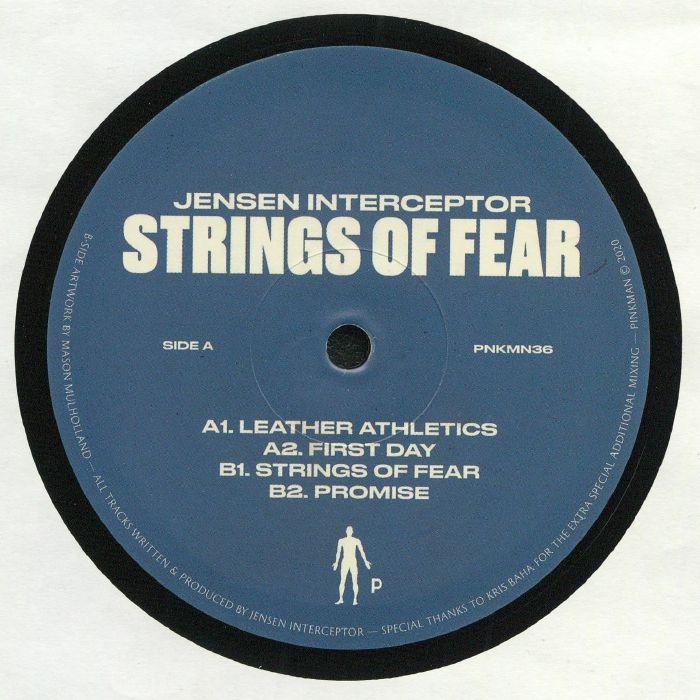 Jensen Interceptor Strings Of Fear