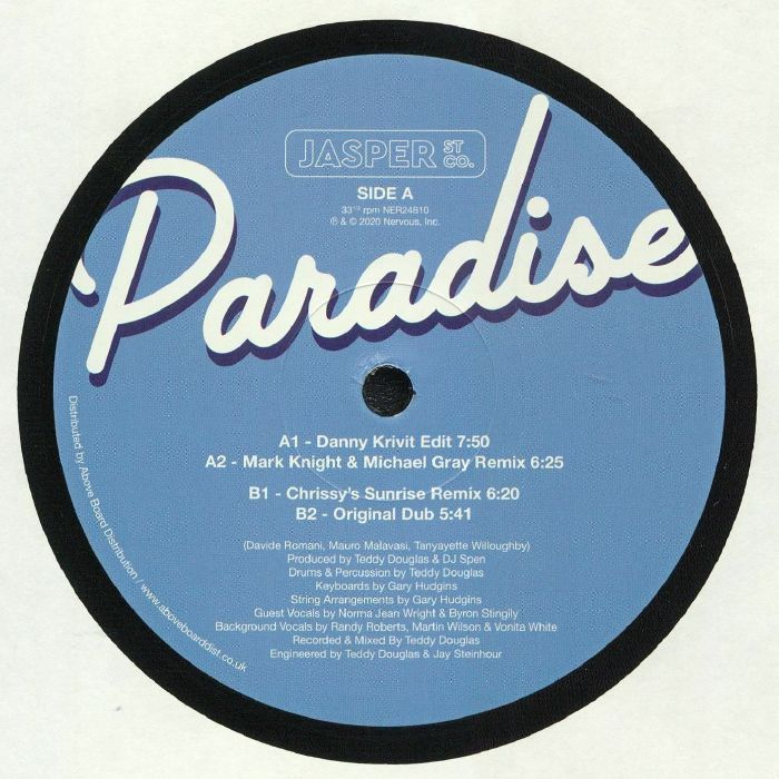 Paradise (Inc. Danny Krivit Edit)