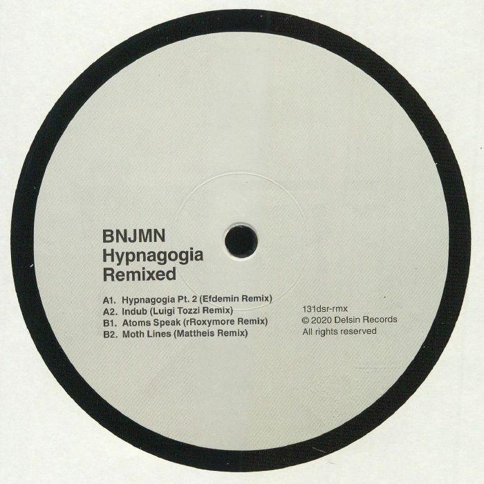 Bnjmn Hypnagogia Remixed