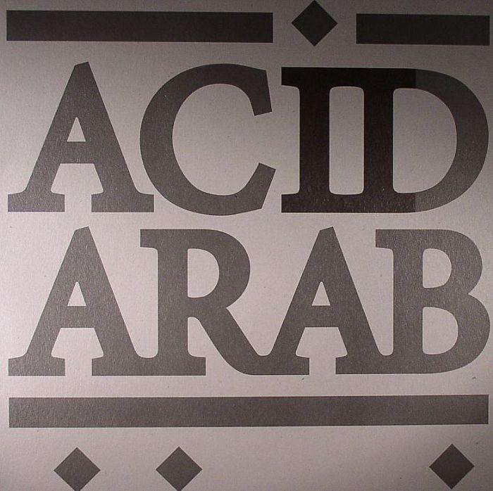 Legowelt | Headcore | The Habibeats | Acid Arab Acid Arab Collections EP 02