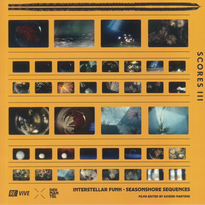 Interstellar Funk | Guenter Raler Scores III