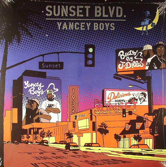 Yancey Boys | J Dilla | Frank Nitt Sunset Blvd