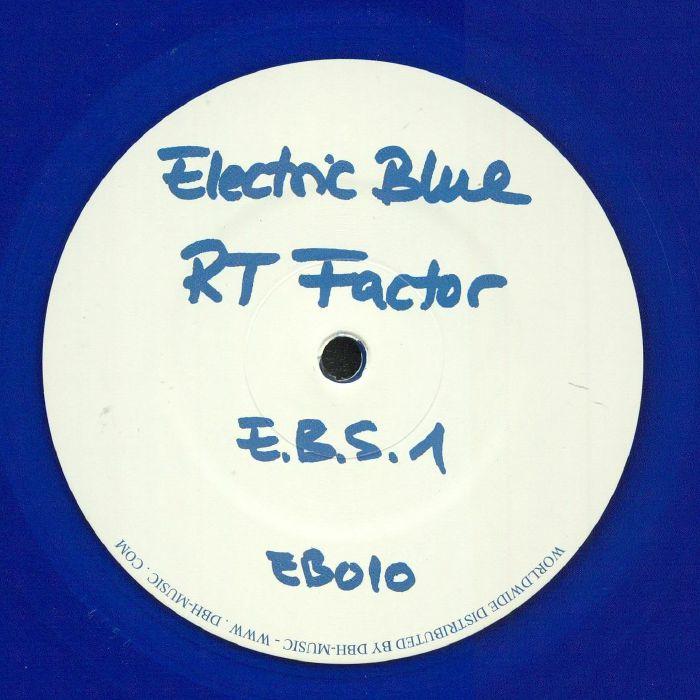Electric Blue Vinyl