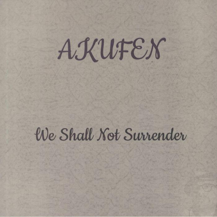 We Shall Not Surrender
