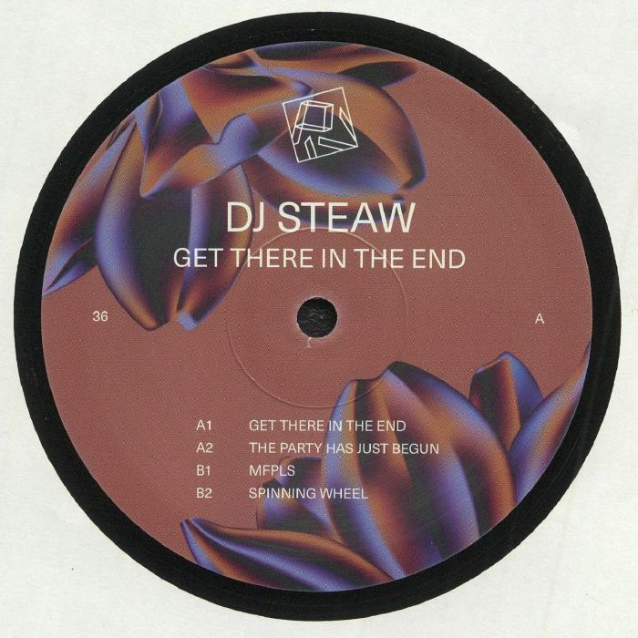 DJ Steaw Get There In The End